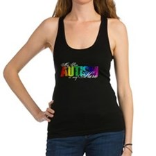 Cute Asd Racerback Tank Top
