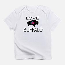 Love Buffalo Infant T-Shirt