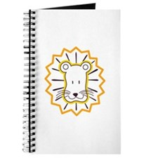 Lion Face Journal