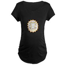 Lion Face Maternity T-Shirt
