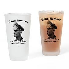 Rommel: Kill It Drinking Glass