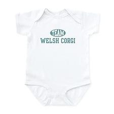 Team Welsh Corgi Infant Bodysuit