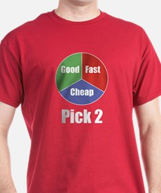 Good, Fast, Cheap T-Shirt