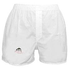 Bass-tastic Boxer Shorts