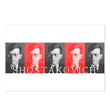Shostakovich Postcards (Package of 8)