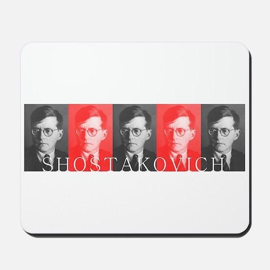 Shostakovich Mousepad