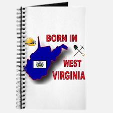 WEST VIRGINIA BORN Journal