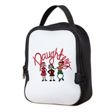 Daughters Neoprene Lunch Bag