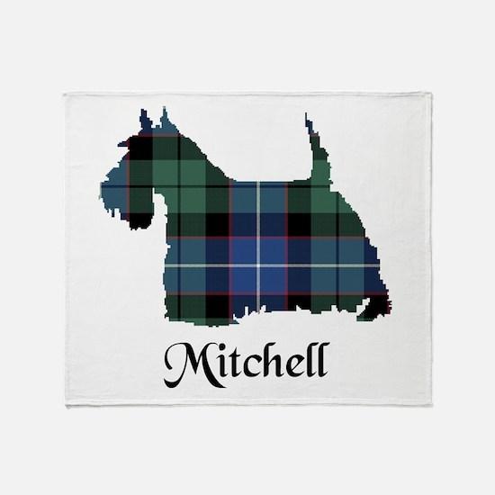 Terrier-Mitchell Throw Blanket