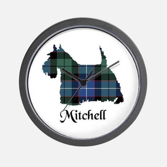 Terrier-Mitchell Wall Clock