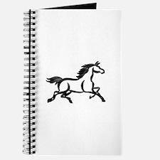 Horse Outline Journal