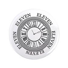 Eleven Eleven Roman Clock Button