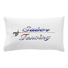 Saber Fencing Pillow Case