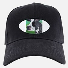 Black and White Cow Baseball Hat
