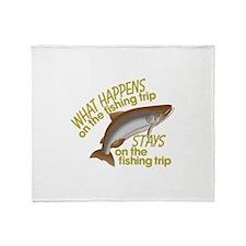 What Happens Throw Blanket