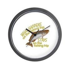 What Happens Wall Clock