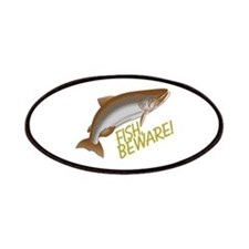 Fish Beware Patch