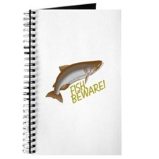 Fish Beware Journal
