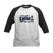 Mess with a Sailor Tee
