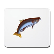 King Salmon Mousepad