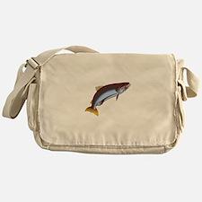 King Salmon Messenger Bag