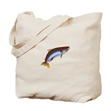 King Salmon Tote Bag