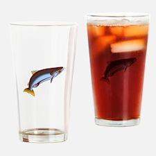 King Salmon Drinking Glass