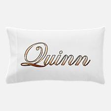 Gold Quinn Pillow Case
