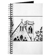 University of Virginia Chapel Journal