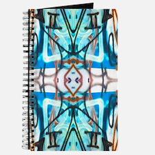 Blue Doodles Journal