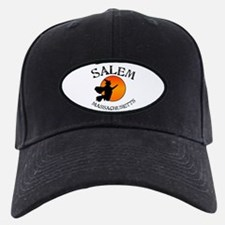 Salem Massachusetts Witch Baseball Hat