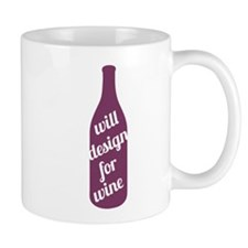 Design For Wine Mugs