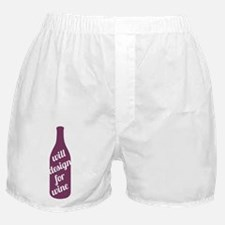 Design For Wine Boxer Shorts