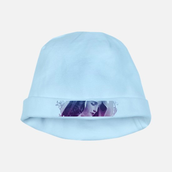 Most Pure Heart of Mary (vertical) baby hat