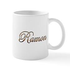 Gold Ramon Mugs