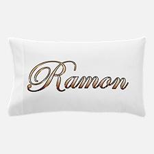 Gold Ramon Pillow Case