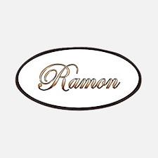 Gold Ramon Patch