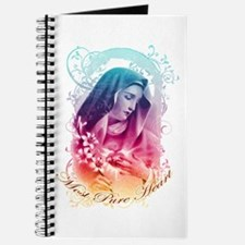 Most Pure Heart of Mary (vertical) Journal