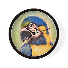 Parrot design Wall Clock