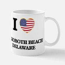 I love Rehoboth Beach Delaware Mug