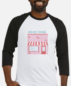 Shop Local Baseball Jersey