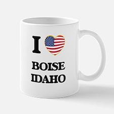 I love Boise Idaho Mugs