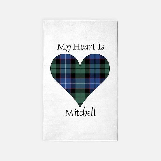Heart-Mitchell Area Rug