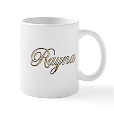 Gold Rayna Mugs
