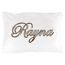Gold Rayna Pillow Case