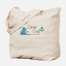 Cape Cod Sailing Tote Bag