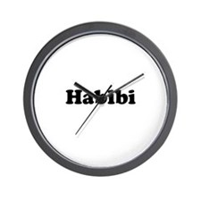 Habibi Wall Clock