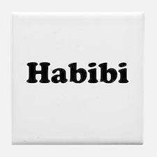 Habibi Tile Coaster