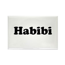 Habibi Rectangle Magnet (10 pack)