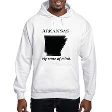 Arkansas - My State of Mind Hoodie